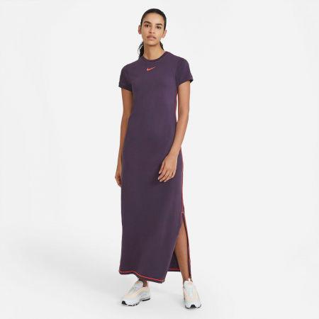 Dámské šaty - Nike NSW ICN CLSH MAXI DRESS W - 2