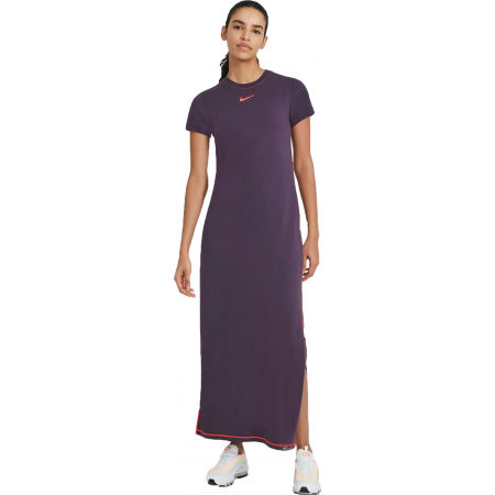 Nike NSW ICN CLSH MAXI DRESS W