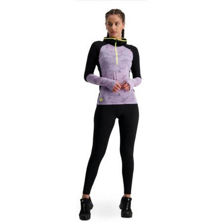 Дамска функционална тениска от мерино - MONS ROYALE BELLA TECH - 5