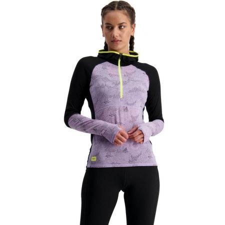 Дамска функционална тениска от мерино - MONS ROYALE BELLA TECH - 2