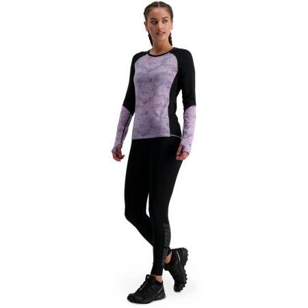 Men's Merino Wool functional T-shirt - MONS ROYALE BELLA TECH LS - 3