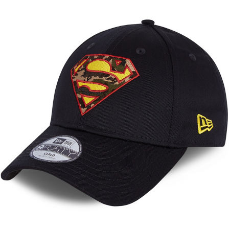 New Era 9FORTY KID SUPERMAN - Czapka z daszkiem