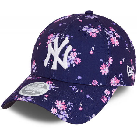 New Era 9FORTY W MLB FLORAL NEW YORK YANKEES - Czapka z daszkiem
