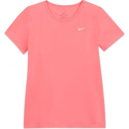 Nike NP SS TOP G - Dívčí tričko