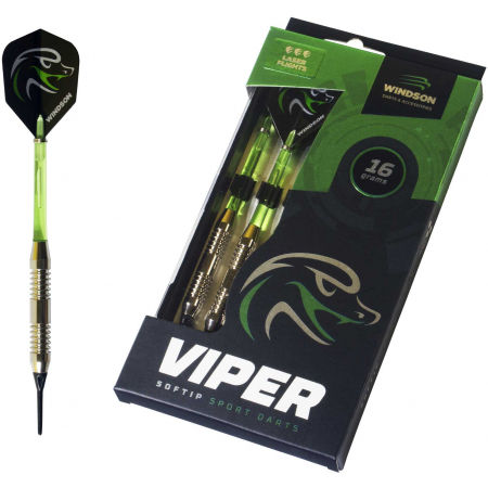 Windson VIPER SET 16 G - Zestaw rzutek