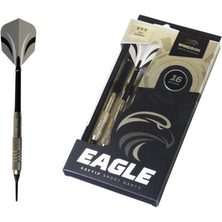 Set šípok - Windson EAGLE Set 16G - 1