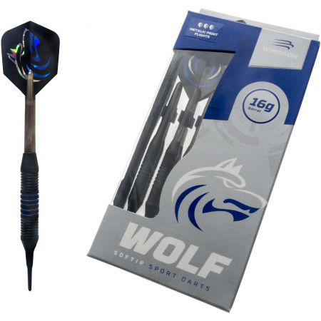 Windson SET OF DARTS WITH SOFT TIP - Darts set
