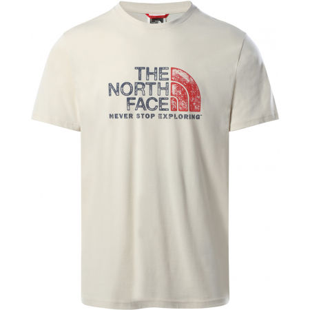 The North Face M S/S RUST 2 TEE - Men's short sleeve T-shirt