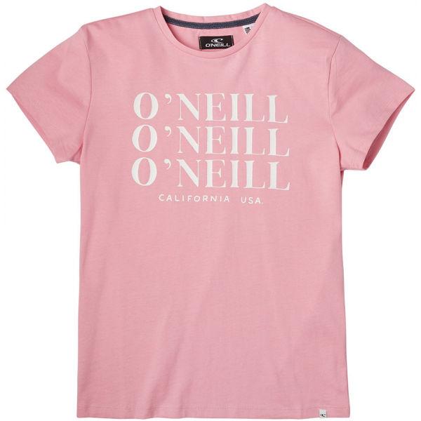 O'Neill LG ALL YEAR SS T-SHIRT  104 - Dívčí tričko