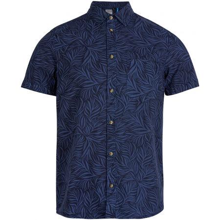 O'Neill LM LEAVE NOW S/SLV SHIRT - Pánska košeľa
