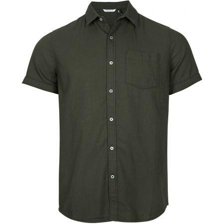 O'Neill LM MALANG S/SLV SHIRT - Pánska košeľa