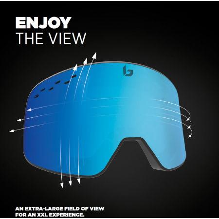 Lyžařské brýle - Bolle NEVADA - 6