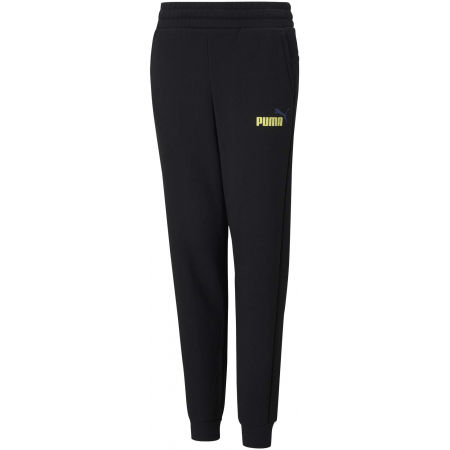 Puma ESS + 2 COL LOGO PANTS FL B - Boys' sweatpants