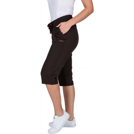Dámské outdoorové 3/4 kalhoty - Willard KVETA - 2