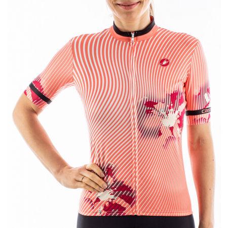 Дамска фланелка за колело - Castelli PRIMAVERA - 3