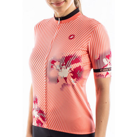 Дамска фланелка за колело - Castelli PRIMAVERA - 4