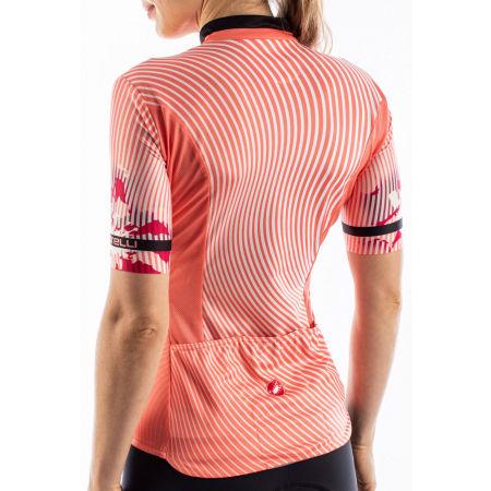 Дамска фланелка за колело - Castelli PRIMAVERA - 7