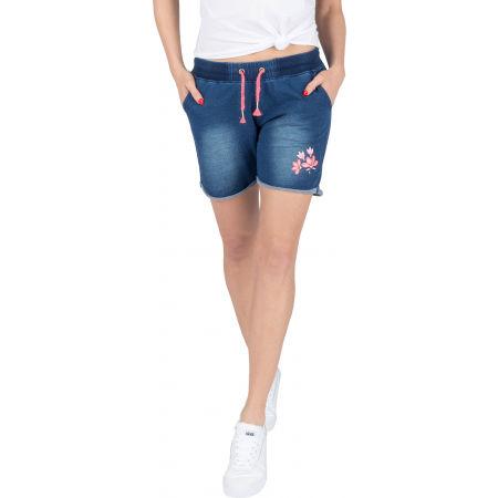 Dámské šortky džínového vzhledu - Willard PALLA - 3