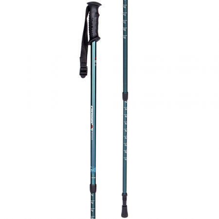 Crossroad MAKODA - Three-part trekking poles
