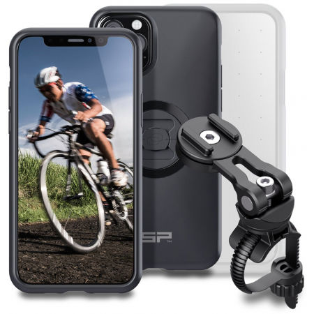 SP Connect BIKE BUNDLE II IPHONE 12 MINI - Uchwyt rowerowy na telefon