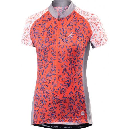 Women's cycling jersey - Klimatex EDEKA - 1
