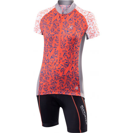 Women's cycling jersey - Klimatex EDEKA - 3