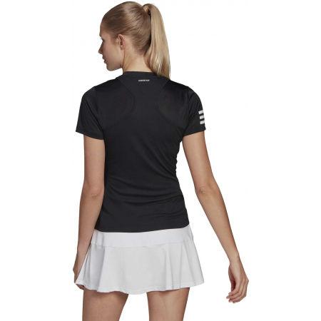Мъжка тениска - adidas CLUB 3 STRIPES TENNIS T-SHIRT - 5
