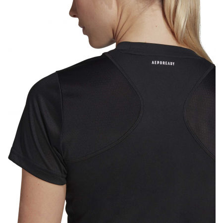 Мъжка тениска - adidas CLUB 3 STRIPES TENNIS T-SHIRT - 7