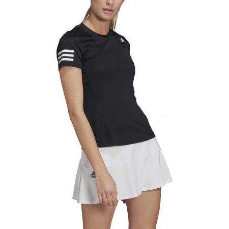Мъжка тениска - adidas CLUB 3 STRIPES TENNIS T-SHIRT - 2