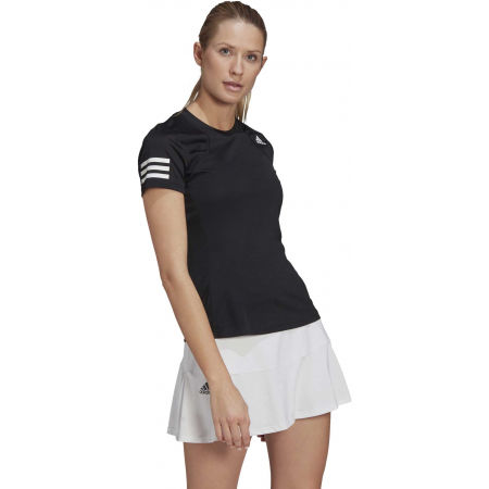 Мъжка тениска - adidas CLUB 3 STRIPES TENNIS T-SHIRT - 3