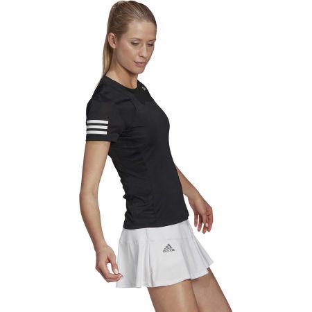 Мъжка тениска - adidas CLUB 3 STRIPES TENNIS T-SHIRT - 4