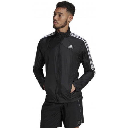 Men's running jacket - adidas MARATHON JKT - 3