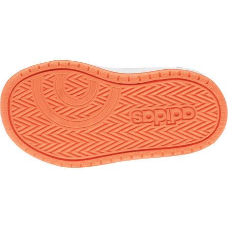 Obuwie miejskie dziecięce - adidas HOOPS MID 2.0 I - 2