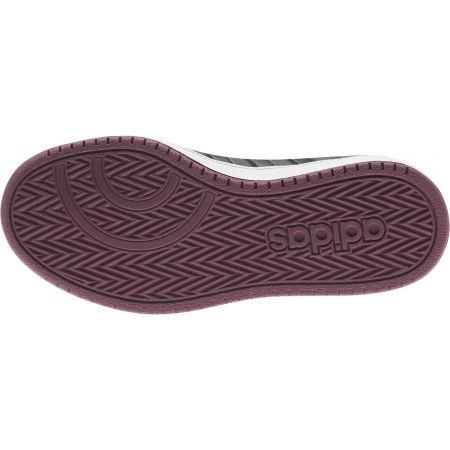 Încălțăminte casual copii - adidas HOOPS MID 2.0 K - 2