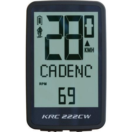 Kross KRC 222CW - Licznik rowerowy bezprzewodowy