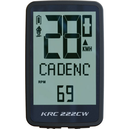 Kross KRC 222CW - Bezdrátový tachometr