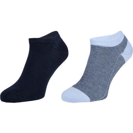 Tommy Hilfiger MEN SNEAKER 2P BIRDEYE - Мъжки чорапи