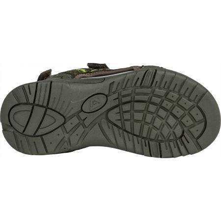Detské sandále - ALPINE PRO SANTIAGO - 6