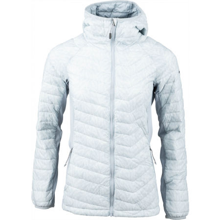 Columbia W POWDER PASS HOODED JKT - Women's jacket