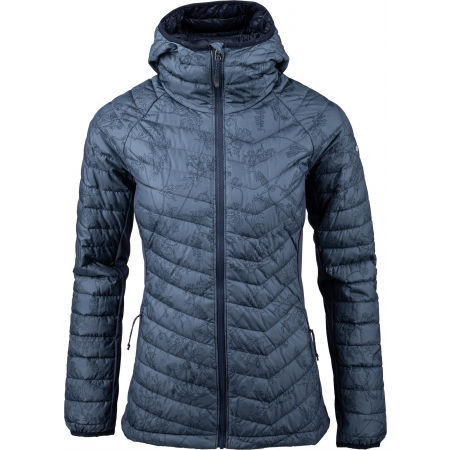 Columbia W POWDER PASS HOODED JKT - Dámská bunda