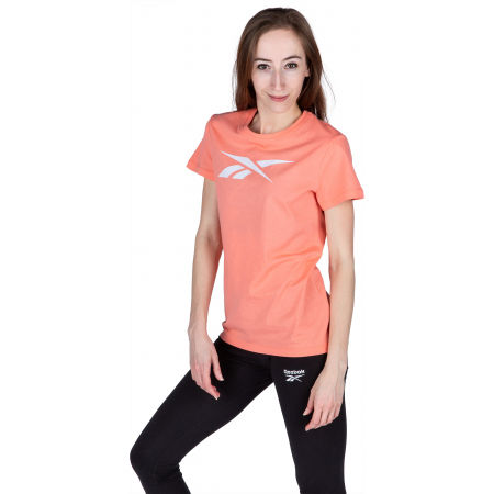 Dámské triko - Reebok TRAINING ESSENTIALS VECTOR GRAPHIC TEE - 7