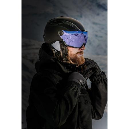 Kask narciarski z wizjerem - Bolle V-LINE (55 - 59) CM - 4