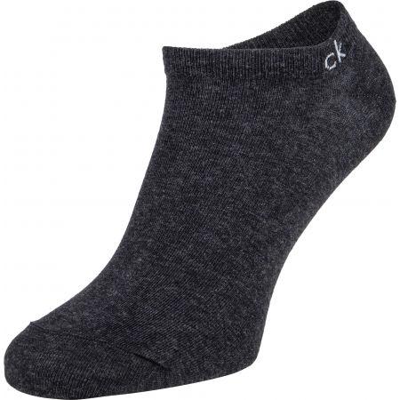 Pánské ponožky - Calvin Klein MEN LINER 2P CALVIN KLEIN DEANGELO - 2