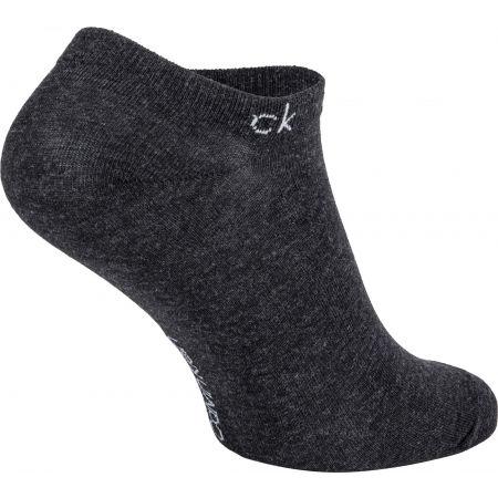 Pánské ponožky - Calvin Klein MEN LINER 2P CALVIN KLEIN DEANGELO - 3