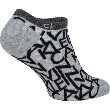 Pánské ponožky - Calvin Klein MEN LINER 2P CALVIN KLEIN DEANGELO - 5
