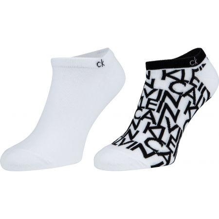 Calvin Klein MEN LINER 2P CALVIN KLEIN DEANGELO - Мъжки чорапи