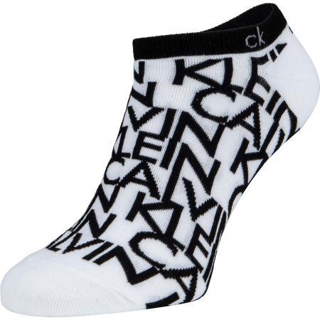 Pánské ponožky - Calvin Klein MEN LINER 2P CALVIN KLEIN DEANGELO - 4