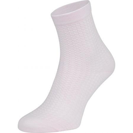 Dámské ponožky - Tommy Hilfiger WOMEN SHORT SOCK 2P WAFFLE - 2