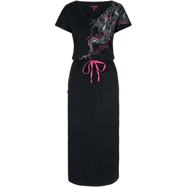 Loap BERGA  S - Dámske šaty