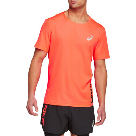 Asics FUTURE TOKYO VENTILATE SS TOP - Koszulka męska do biegania